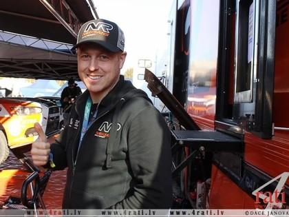 Māris Neikšāns - Latvijas rallijkrosa čempionāta uzvarām bagātākais braucējs