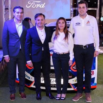 Seska konkurents debitēs pie 'Ford Fiesta R5' stūres