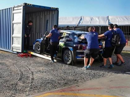 Arī Petera Solberga 'PSRX' komanda pamet Pasaules RX čempionātu