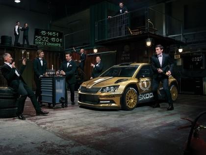 'Škoda Motorsport' saviem klientiem piegādājusi vairāk nekā 250 'Škoda Fabia R5'