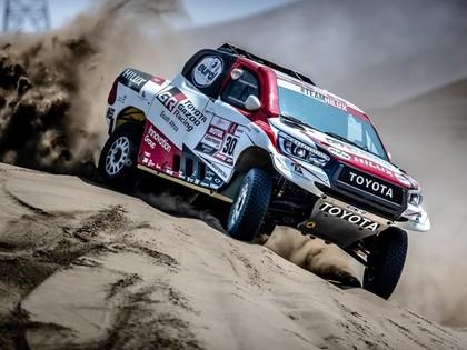 Toyota: Šogad mums Dakaras rallijā ir jāuzvar