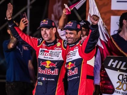 Al-Atija izcīna trešo uzvaru Dakaras rallijā, finišu sasniedz visas trīs lietuviešu ekipāžas