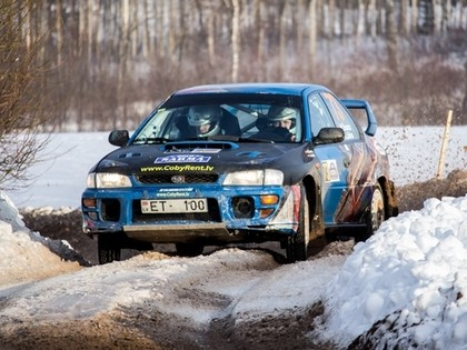 Mareks Švarcs-Švampāns: Gribētu pamēģināt citu mašīnu, bet, kā būs, to mēs redzēsim