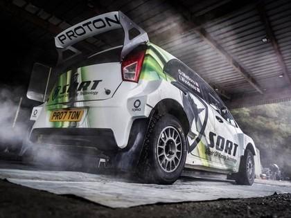 'Proton IRIZ R5' automašīna saņem FIA homologāciju