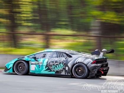 Baltijas autošosejas čempionāta 2.posmā Biķerniekos startēs Lamborghini 'Huracan'