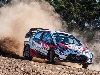 Ots Tanaks startēs 'Rally Estonia', uz starta ar 'Hyundai i20 Coupe WRC' izies arī Brīns
