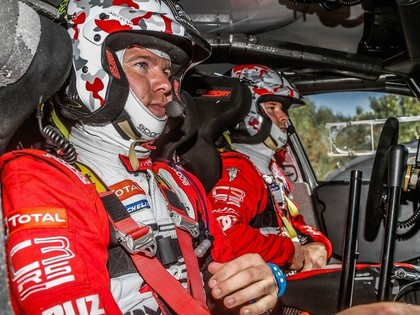 Ostbergs: Neesam gatavi Somijas WRC rallijam, tāpēc izlaidīsim to