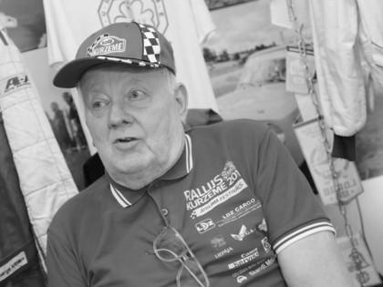 83 gadu vecumā miris Latvijas autosporta leģenda Mārtiņš Sesks