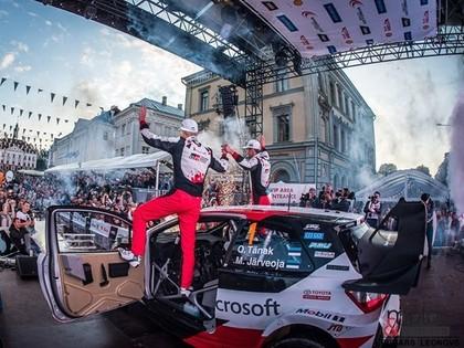 Skandāls starp 'Rally Estonia' un Igaunijas Autosporta savienību pieņemas spēkā