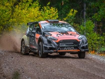 Sesks 'Samsonas' rallijā startēs ar Neiksans Rallysport komandas 'Ford Fiesta NRC'