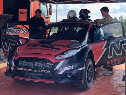 Sesks: 'Ford Fiesta NRC' automašīnai ir daudz atšķirību no 'Škoda Fabia R5'