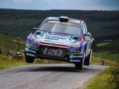 Brīns kļūst par Īrijas asfalta rallija čempionu