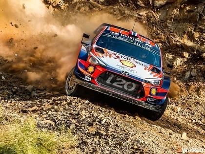 Noivils un Mikelsens ātrākie pēc Turcijas WRC rallija pirmā ātrumposma