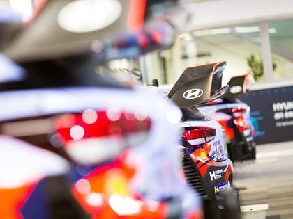 Hyundai rūpnīcas komanda varētu pamest WRC
