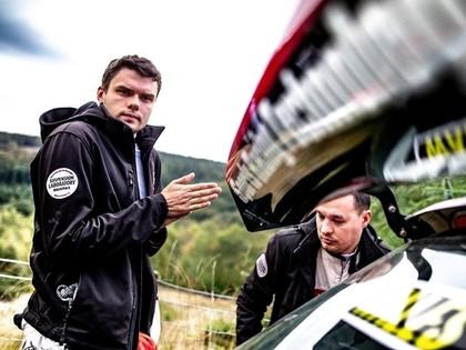 Grjazins ar jauno M-Sport komandas 'Ford Fiesta R5' veic apjomīgus testus