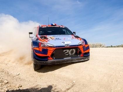 Lēbs Spānijas WRC rallijam iesildās ar pārliecinošu uzvaru