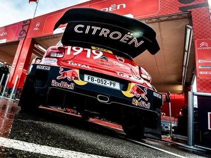 Autosport: 'Citroen' varētu pamest WRC