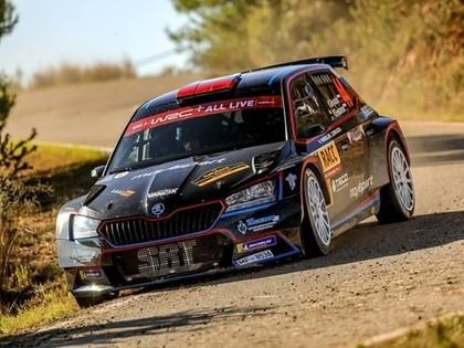 Minirallijā 'Latvija' zvaigžņots sastāvs un pasaules līmeņa rallija automašīnas