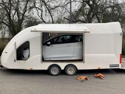 Mārtiņš Sesks no M-Sport rūpnīcas komandas iegādājas jaunu automašīnu (FOTO)
