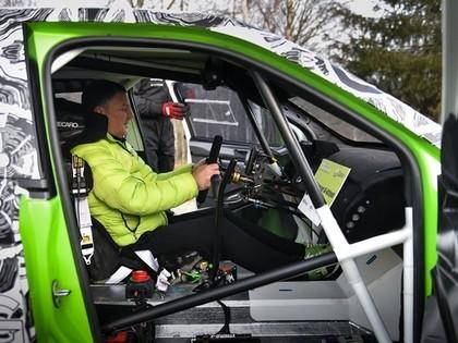 ESmotorsport īpašnieks: Pēc testiem Rīgā zināju, ka mūsu auto ir konkurētspējīga bāze