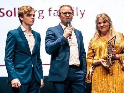 'Rallijs Liepāja' - 2019.gada labākais rallijs, atzinības balvu saņem arī Solbergu ģimene