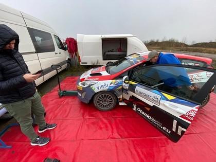 Mārtiņš Sesks pirms došanās uz Moncas WRC ralliju aizvada apjomīgus testus