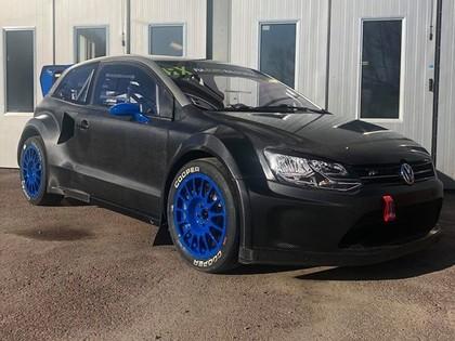 Zvans rallija laikā dos iespēju bijušajam WRC2 rallija čempionam startēt Eiropas RX (FOTO)