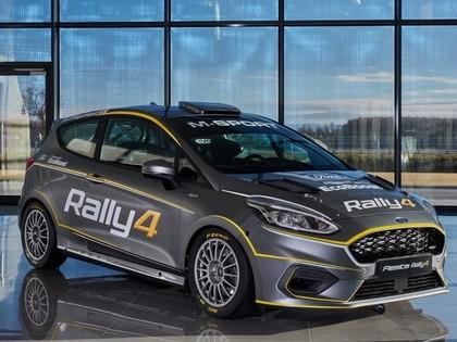 Zviedru talants ar jauno 'Ford Fiesta R2' debiju piedzīvos 'Rally Liepāja'