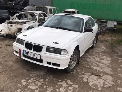 Kristers Cimdiņš pēc avārijas Lietuvā uzbūvē jaunu rallija auto (VIDEO)
