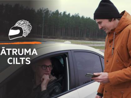 Ātruma Cilts video: Šlēgelmilhs trenē Timrotu Ziemas kausa trasē
