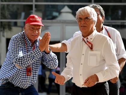 Pēc 40 gadu ilgas vadīšanas Eklstouns atstāj F1 vadītāja amatu
