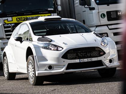 Sirmacis/Igaveņš ar 'Ford Fiesta R5' plāno startēt Rally Liepāja