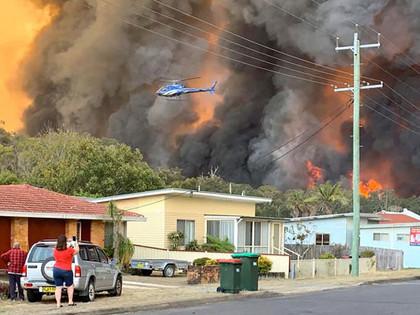 Traģisko un postošo ugunsgrēku dēļ Austrālijas WRC rallijs tiek atcelts