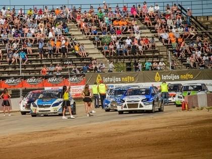 Eiropas autokrosa čempionāta posms Mūsā uzņems vairāk nekā 100 sportistus
