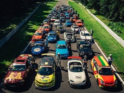 'Drift King of Riga' braucēju parāde notiks Biķernieku trasē