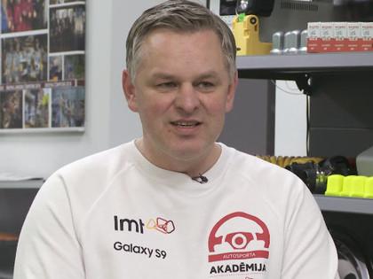 Uldis Briedis: Lielās WRC komandas vērtē un seko līdzi Junior WRC (VIDEO)