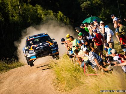 WRC organizators turpmāk rīkos arī ERČ ralliju