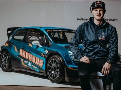 Divkārtējais pasaules RX čempions Kristofersons atgriežas rallijkrosā