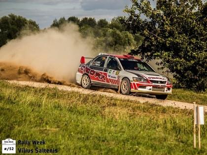 Latvijas rallija čempionāta 2. un 3.posms 'Rally Liepāja' ietvaros pulcēs 22 ekipāžas