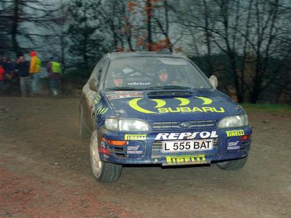 Aprit 25 gadi kopš Kolins Makrejs izcīnīja WRC čempiontitulu