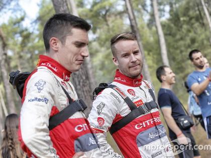 Brīnam dota vēl viena iespēja startēt ar WRC auto, Ostbergs paliek bešā