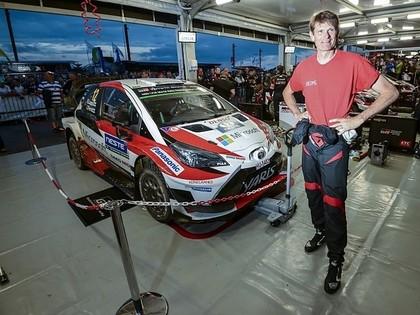 Markuss Gronholms ar 'Toyota Yaris WRC' startēs Zviedrijas WRC rallijā