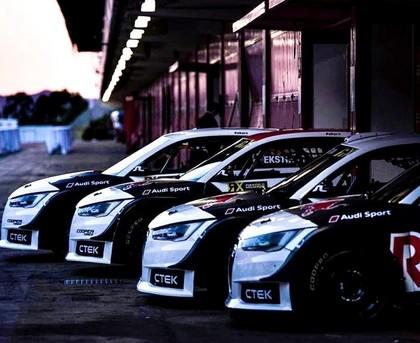 Nitiša EKS komanda Francijas posmā startēs ar četrām mašīnām