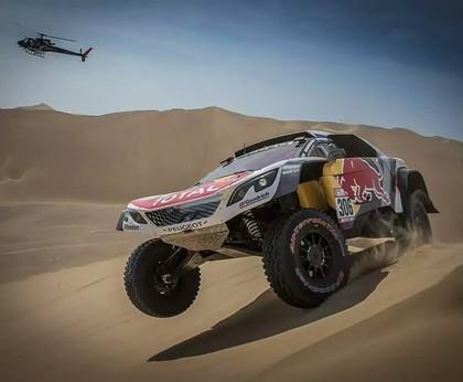 Lēbs tomēr izies uz starta 2019.gada Dakaras rallijā