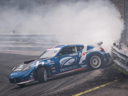 Ceturtais 'Formula Drift' posms jau šajā nedēļas nogalē, vadībā lietuvietis (VIDEO)