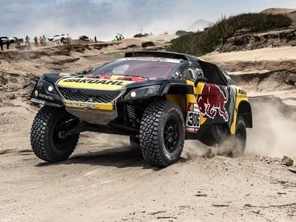 Lēbs ātrākais Dakaras rallija 5.posmā, Al-Atija saglabā vadību