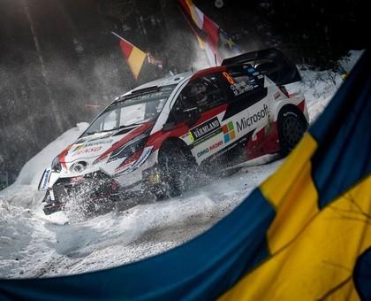 Tanaks kļūst par jauno Zviedrijas WRC līderi, Sesks/Caune sāk lieliski