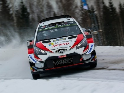 Tanaks Zviedrijas WRC izcīna pārliecinošu uzvaru, Sesks/Caune JWRC klasē sestie
