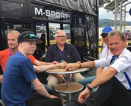 Rovanpera ar M-Sport 'Ford Fiesta R5' startēs Velsas un Austrālijas WRC posmos