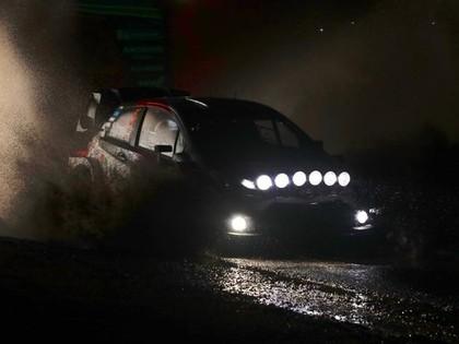 Velsas WRC līderis Mīke, P.Solbergs pārsteidz ar trešo vietu